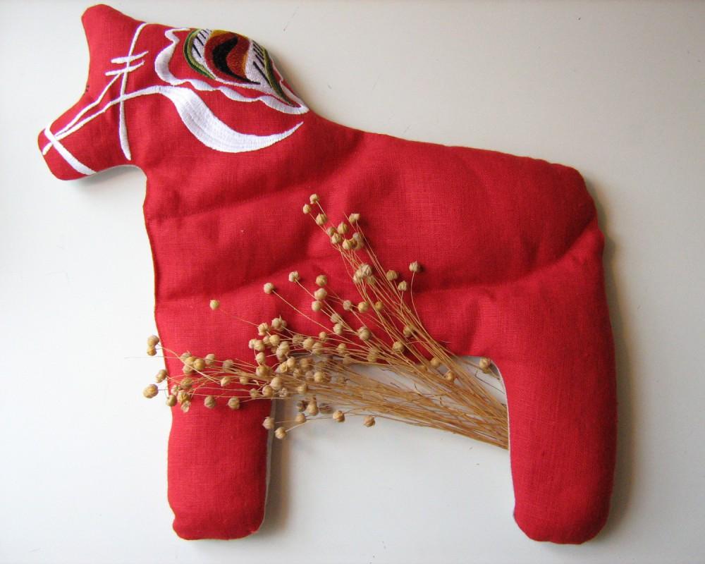 Vetekudde Vetehäst med brodyr